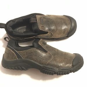 Sperry OAKAM boys slip on shoes
